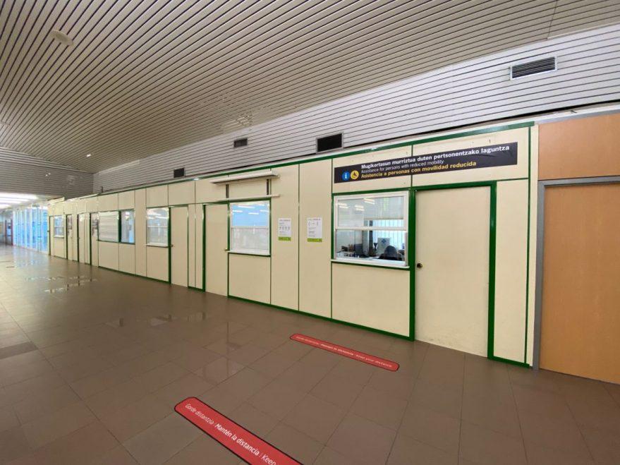 obras aeropuerto de foronda