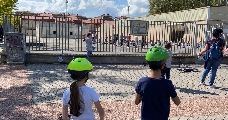 Más colegios denuncian la situación de los comedores escolares | Gasteiz Hoy