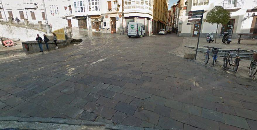calle cuchilleria pendiente san francisco