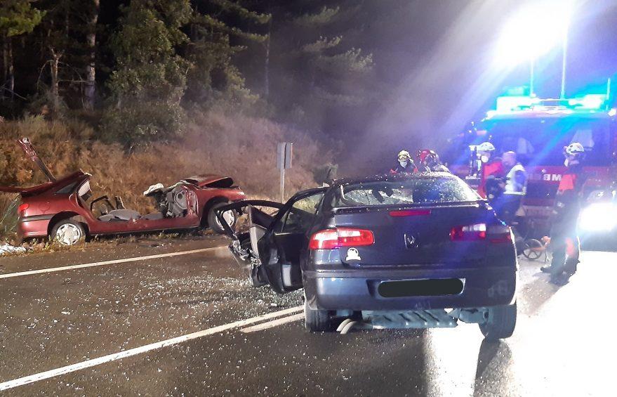 muere accidente de tráfico