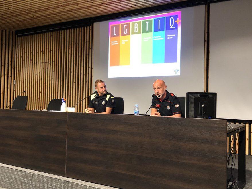 curso policia lgtbi