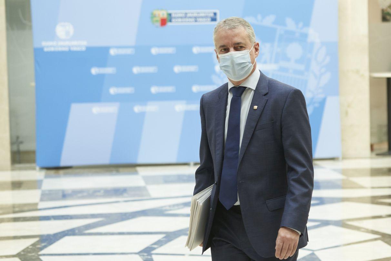 Euskadi pide a Sánchez que declare el Estado de Alarma | Gasteiz Hoy