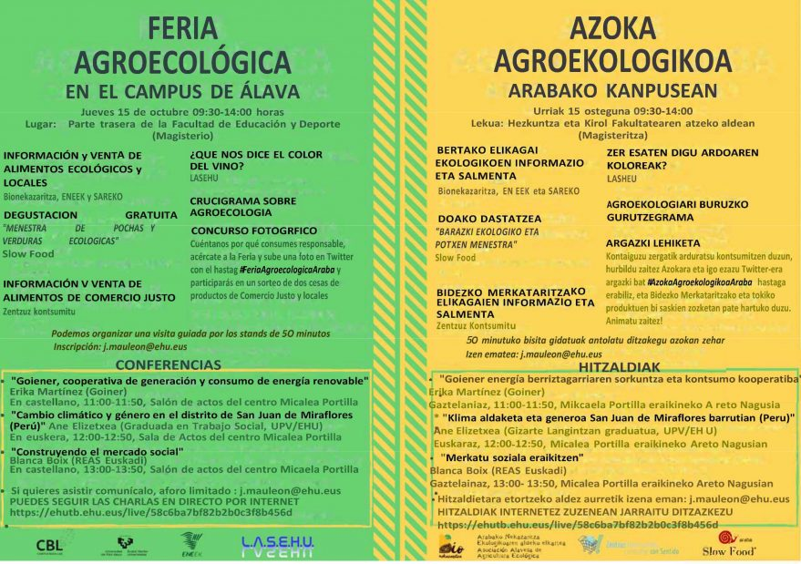 feria agroecologica
