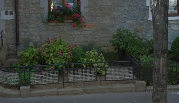 jardines fachadas vitoria