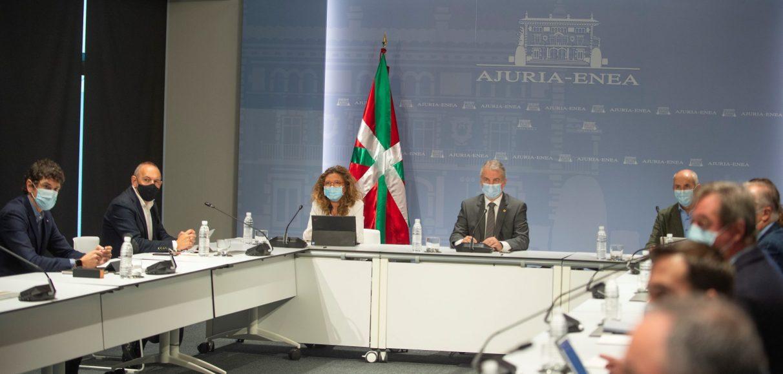 Euskadi limita las reuniones a 6 personas   Gasteiz Hoy