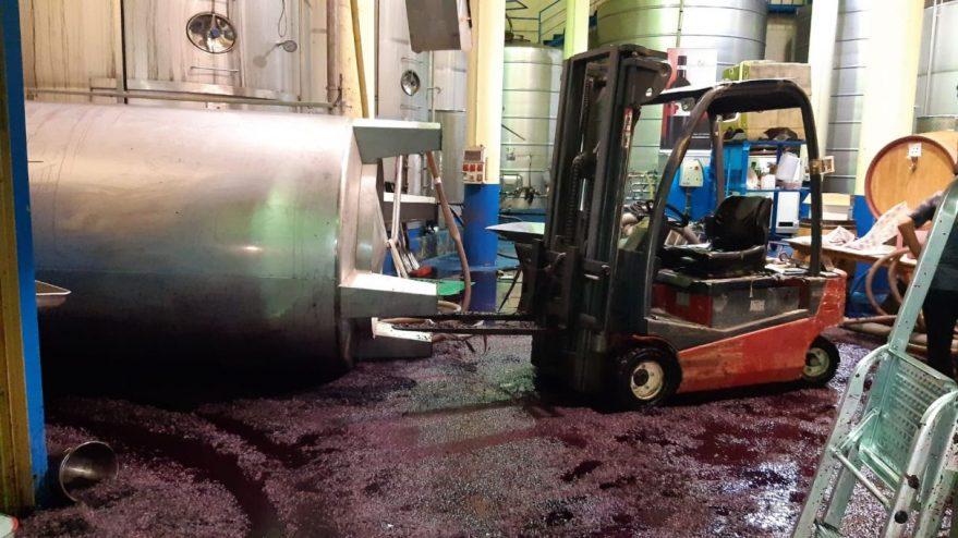 tonel vino lapebla labarca