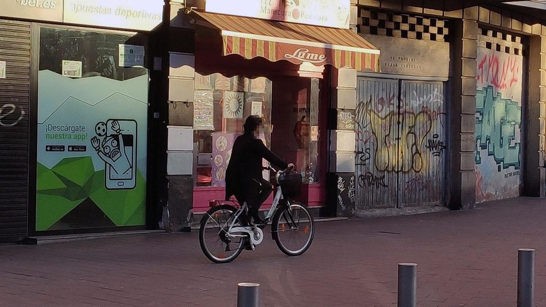 bici-acera-vitoria-calle-gorbea