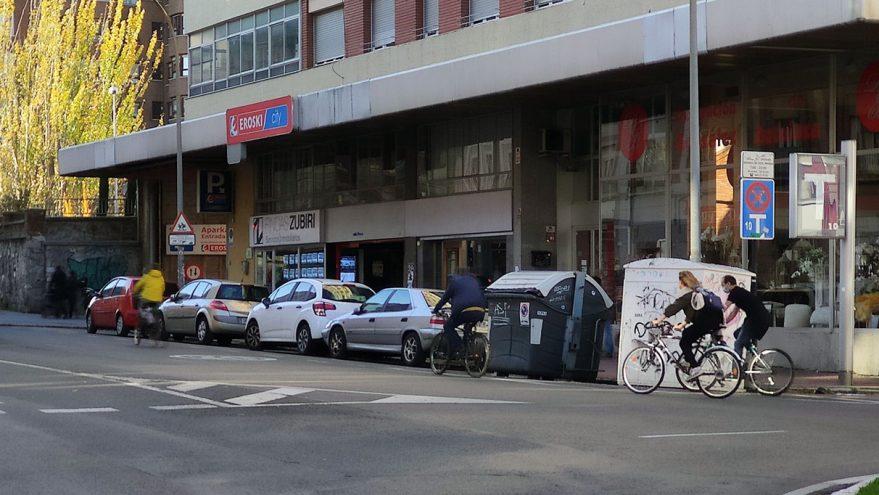 bicis-avenida-santiago-vitoria