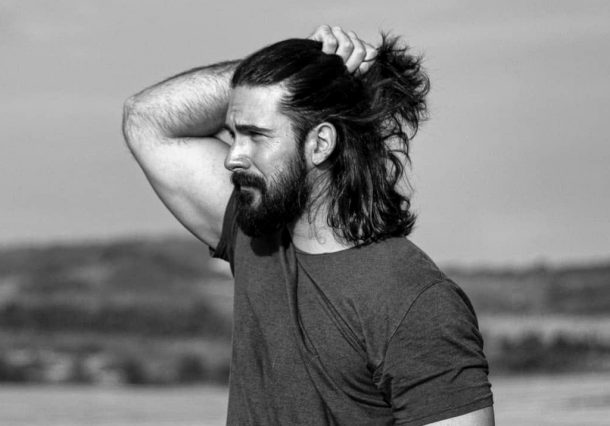 David de Yrazu: El modelo internacional que lo dejó todo para volver a Vitoria