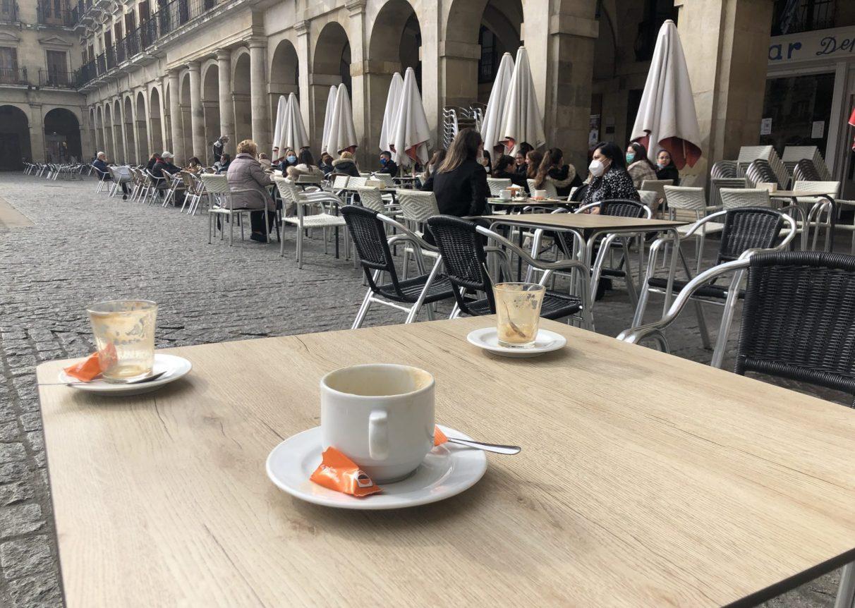 Bares y restaurantes podrán pedir desde el jueves las ayudas de 600 euros | Gasteiz Hoy