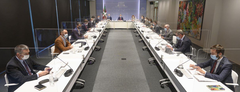Euskadi propone libre movilidad y reuniones de hasta 10 personas en Navidad   Gasteiz Hoy