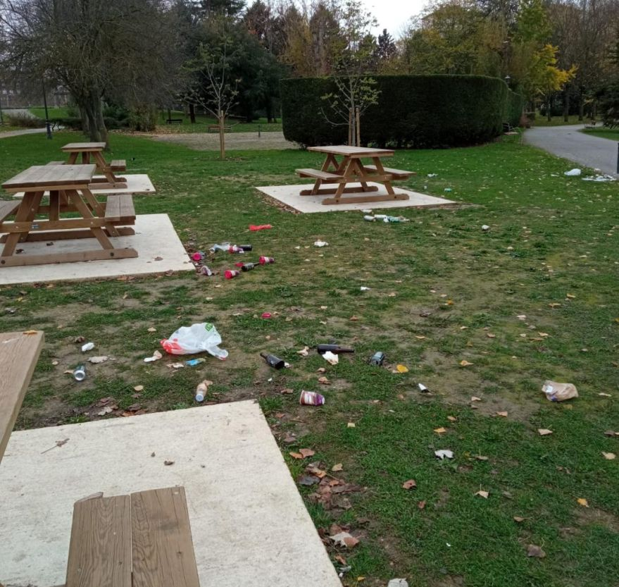 cierre parques jardines vitoria