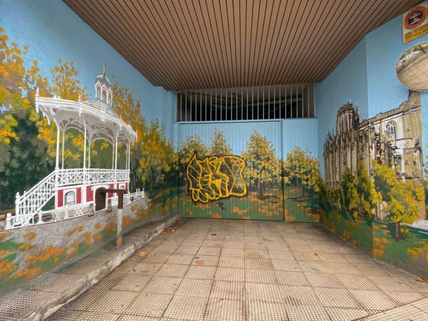mural arte urbano vitoria