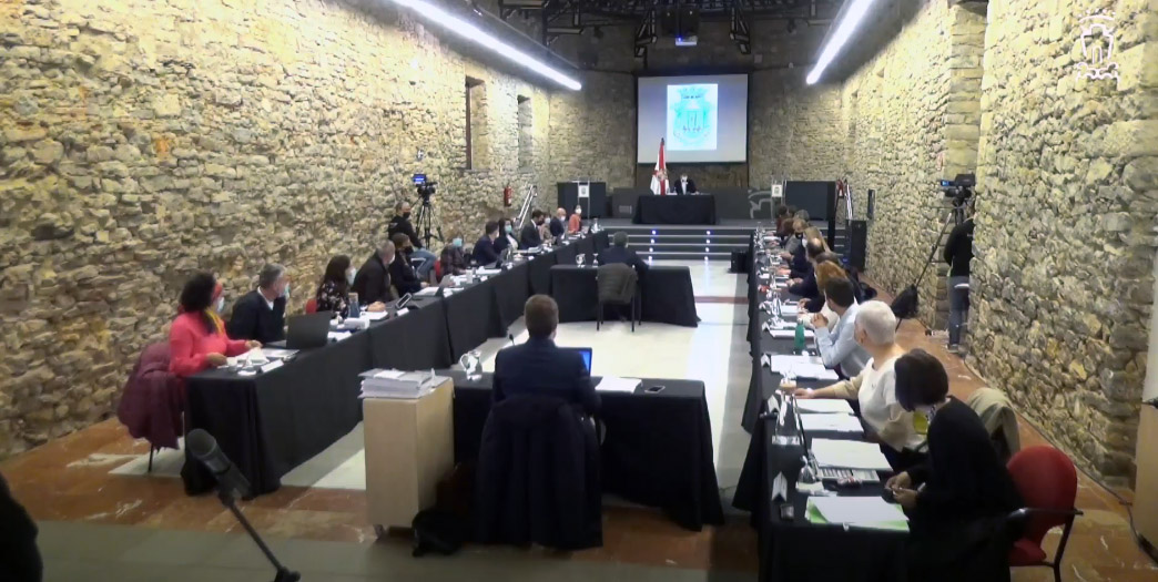 Elkarrekin no negociará el presupuesto si se autoriza la exploración de gas | Gasteiz Hoy