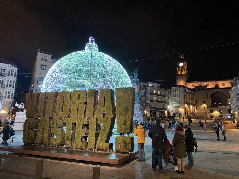 Gasteiz Hoy emitirá las 12 campanadas desde la Virgen Blanca | Gasteiz Hoy