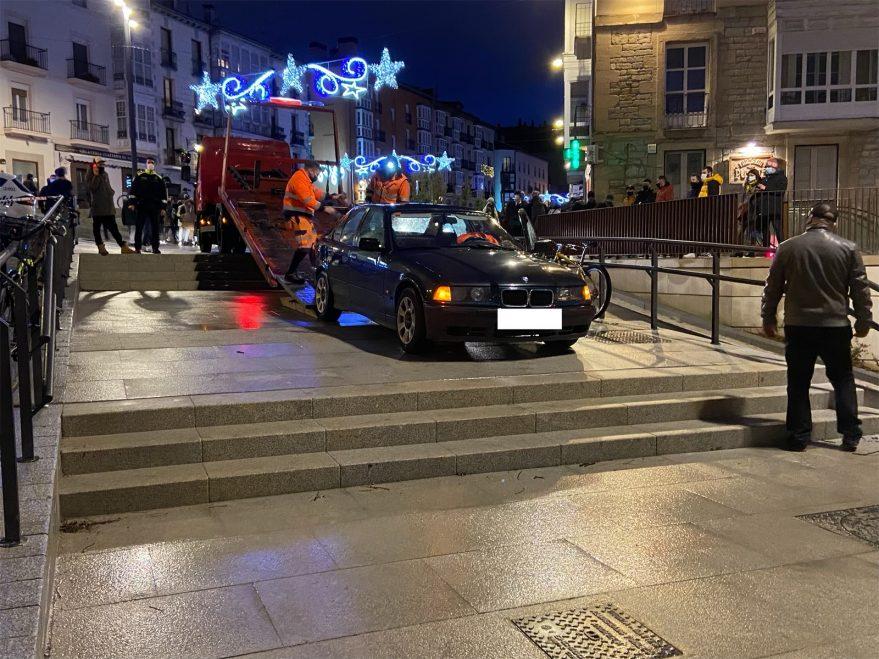 BMW cuesta san francisco