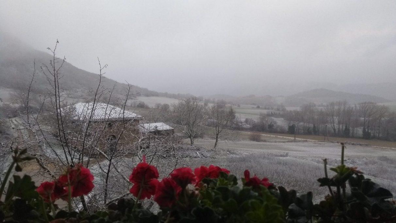 Blanca Navidad: La nieve llega a Álava   Gasteiz Hoy