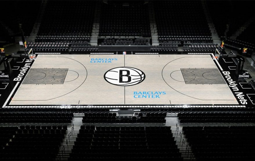 comparativa nuevo parqué Baskonia NBA