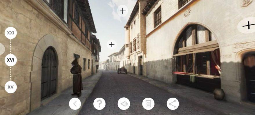 casa del cordon historia realidad virtual