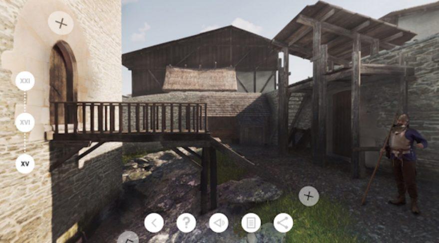 casa del cordon realidad virtual