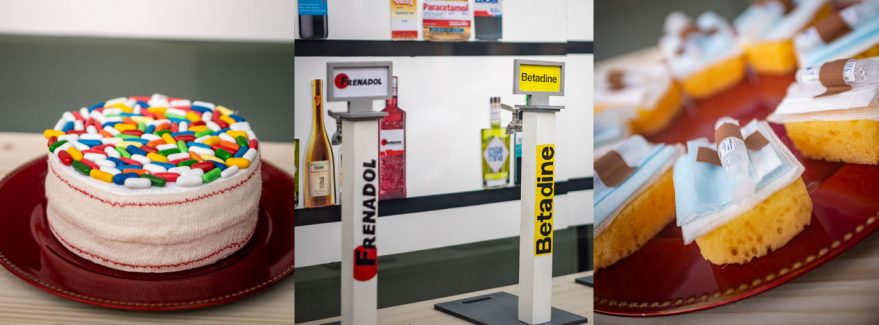 farmacia vazquez escaparates 2020 concurso visual sariak