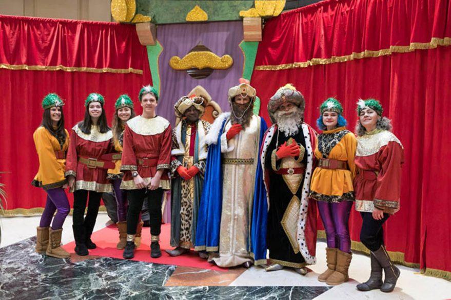 pedir regalos olentzero reyes magos vitoria