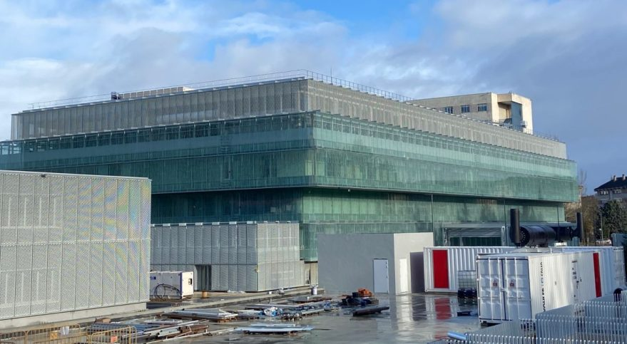 txagorritxu nuevo edificio