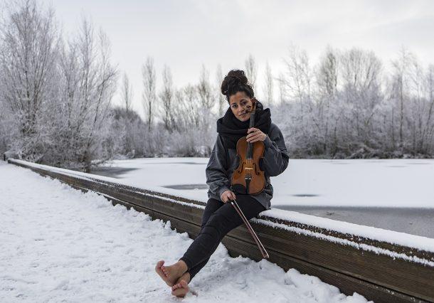 El violín y María Padilla: cuando la música no entiende de edades