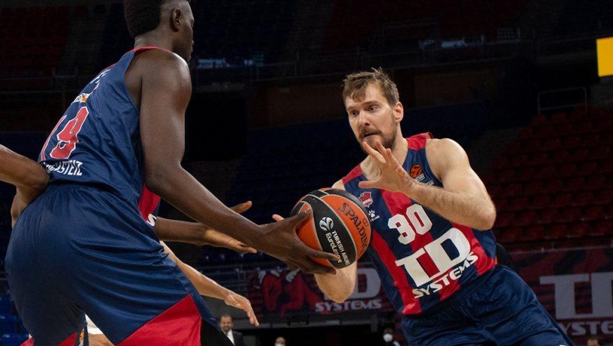 Baskonia vuelve a ganar en la Euroliga