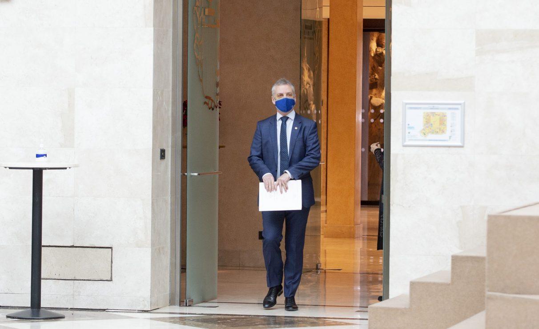 El BOPV publica el decreto del Lehendakari con las nuevas medidas | Gasteiz Hoy