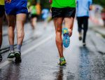 deporte en grupo correr