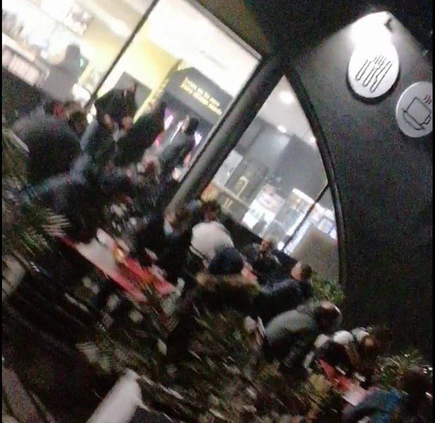 clientes consumidores cafeteria lopidana