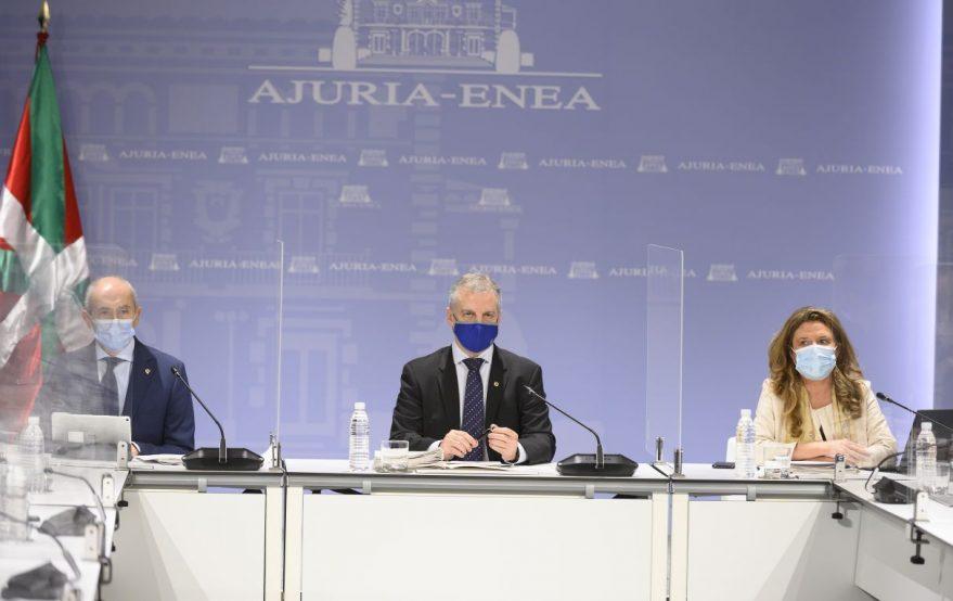 Euskadi confina sus municipios y limita a 4 personas las reuniones