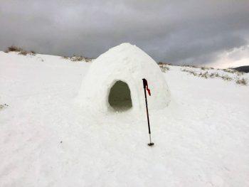 nieve vitoria