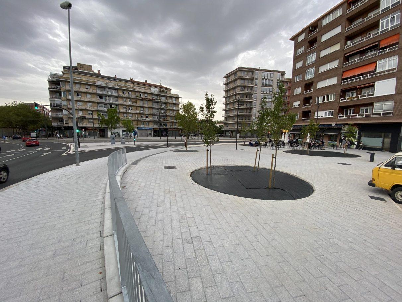 plaza calle florida los herran