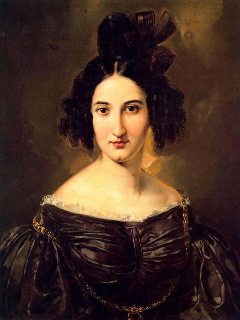 Madrazo, Federico - 1840 circa, Retrato de joven, Musée Goya, Castres