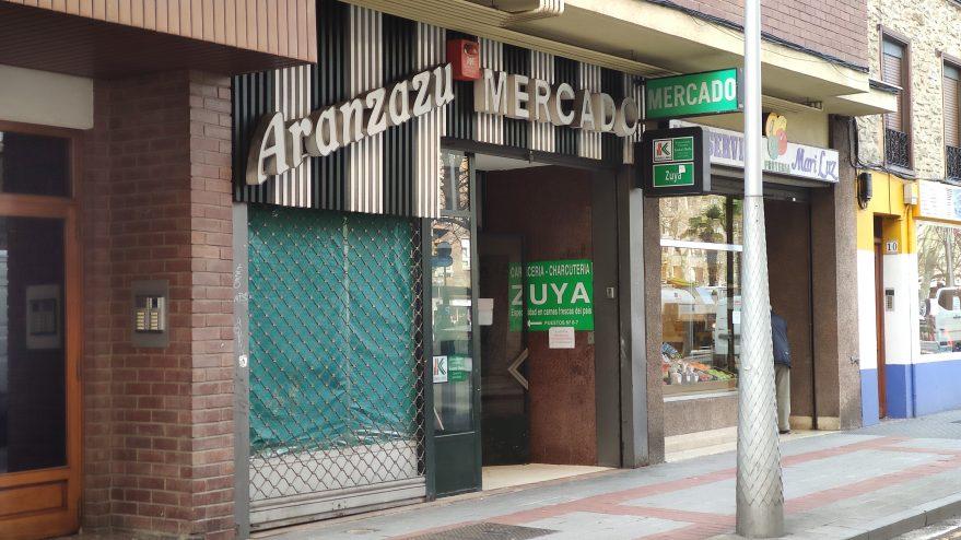 Mercado Vitoria Aranzazu