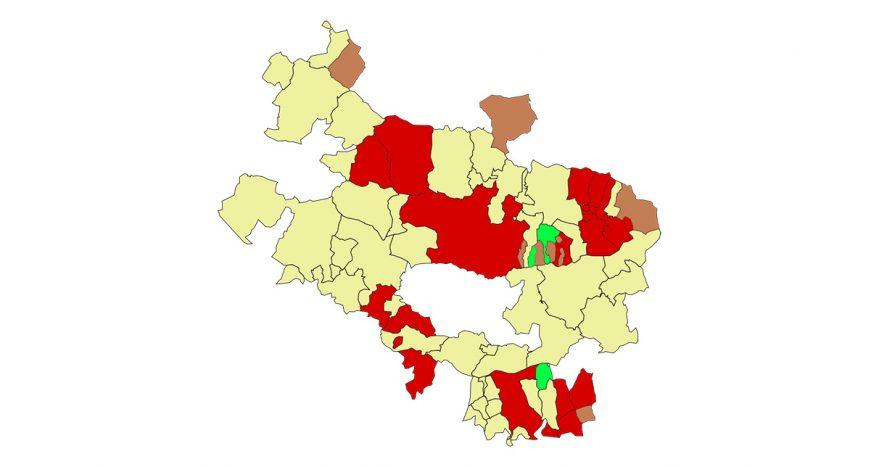 municipios alava coronavirus