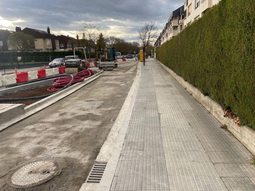 Gure Batán denuncia la nueva 'circunvalación' creada con el BEI en Salvatierrabide | Gasteiz Hoy