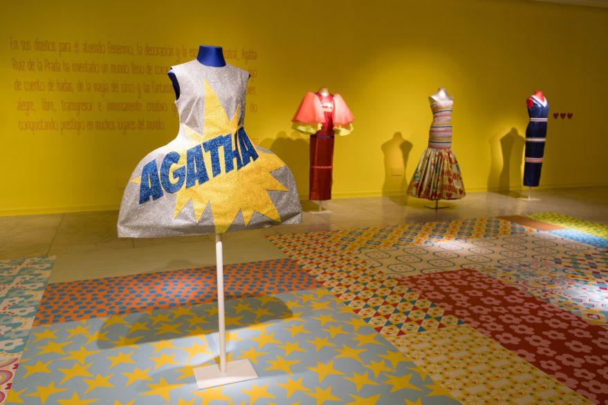 Agatha Ruiz de la Prada Vitoria exposición