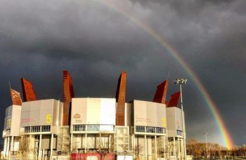 arco iris en vitoria