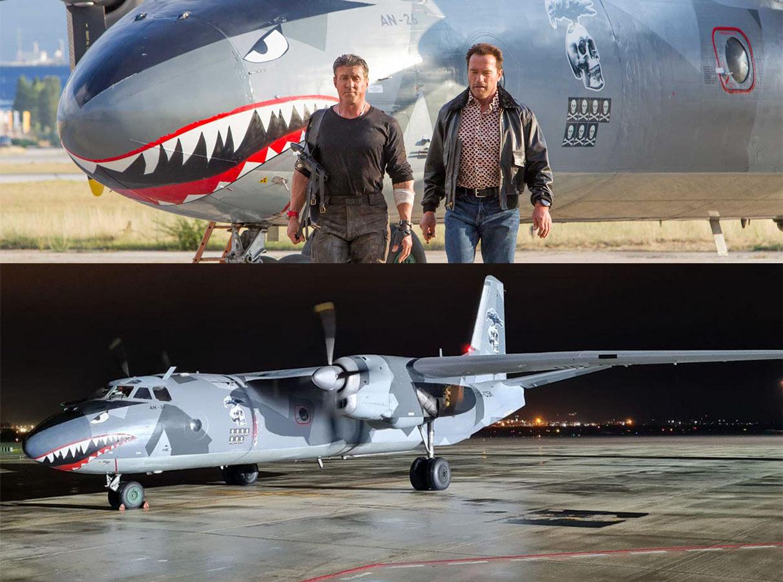 avion mercenarios foronda vitoria