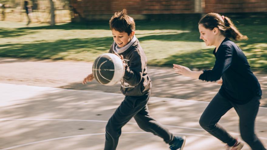 Basket Basko apuesta por los entrenamientos en el deporte escolar