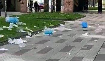 basura simon bolivar