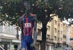 El Caminante apoya al Baskonia en la Copa del Rey