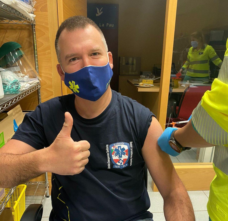 vacunacion ambulancias osakidetza