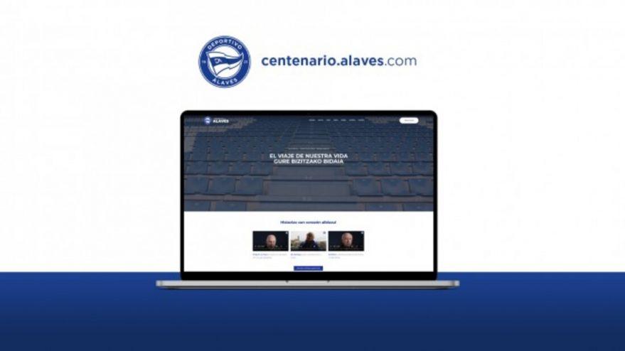 El Alavés crea un museo virtual para sus aficionados