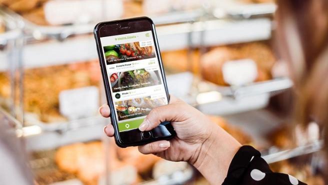 encantado de comerte app salvar alimento