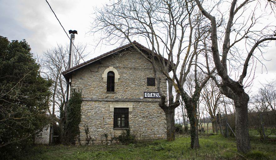 Otazu estación