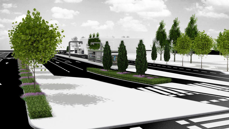 Vitoria plantará 500 árboles y 15.000 arbustos a lo largo del recorrido del BEI | Gasteiz Hoy